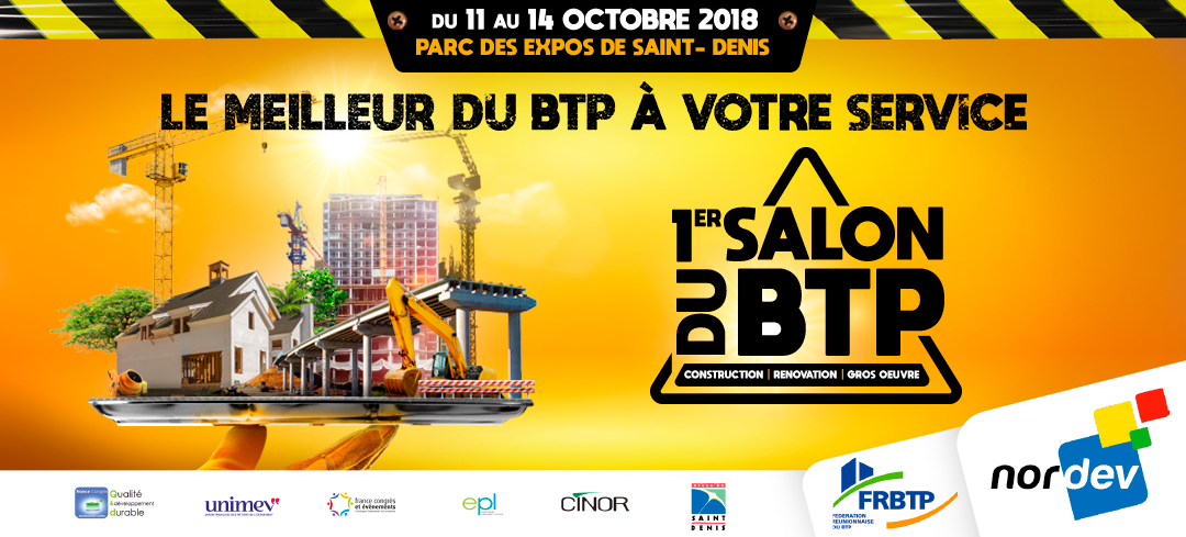 Salon Du Batiment