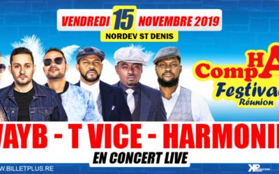 Haïti Compas festival – 15 novembre
