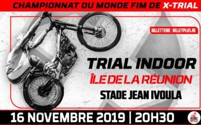 Trial Indoor – 16 novembre